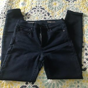 NWOT gap true skinny jeans